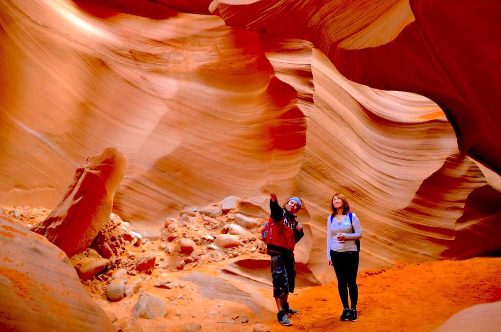 Navajo Tours Upper Antelope