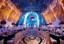 Expensive wedding destination in the world