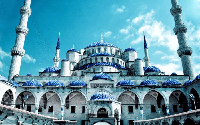 Istanbul's Sultan Ahmed Mosque