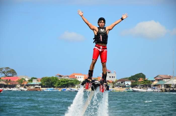 sports activities in bali
