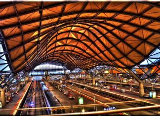 Incredible Train Stations