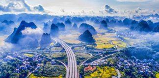 Most stunning roads