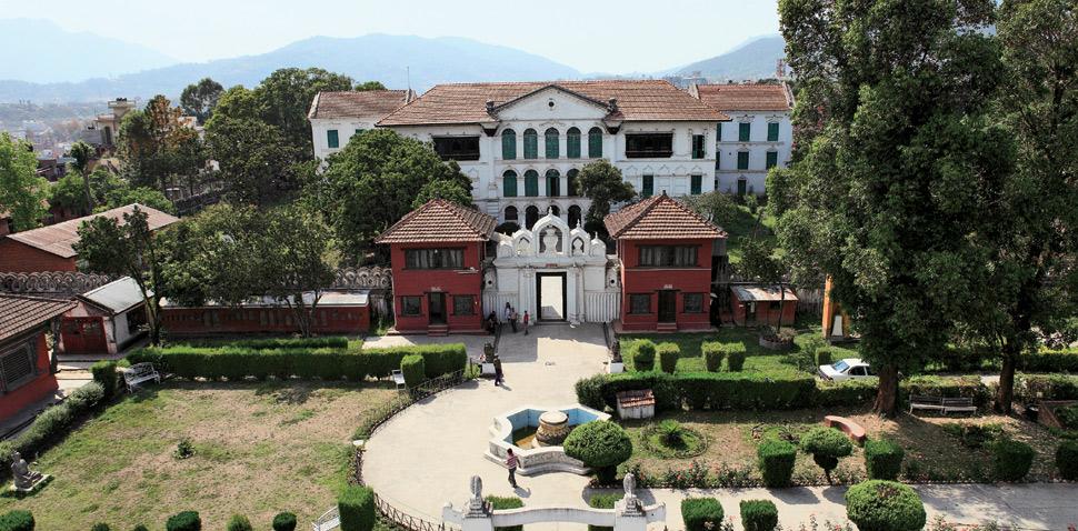 museum, kathmandu