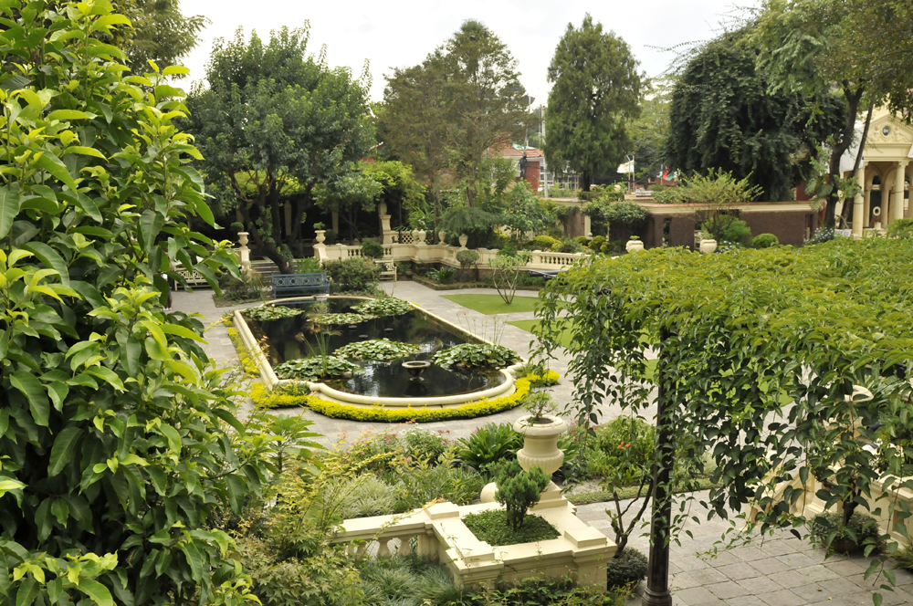 botanical garden kathmandu
