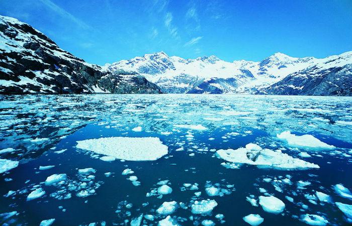 glaciers canada