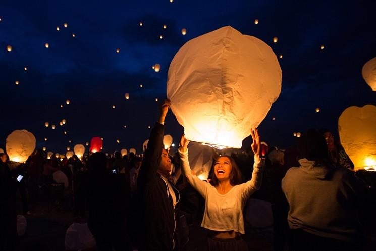 Pingxi Sky Lanterns