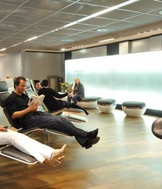 Access to Airport Lounges