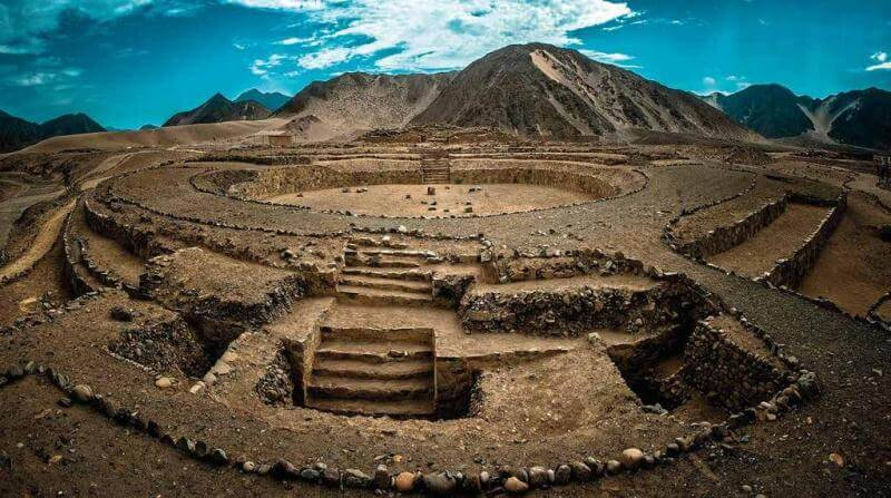 Caral, Peru, lost cities of the ancients