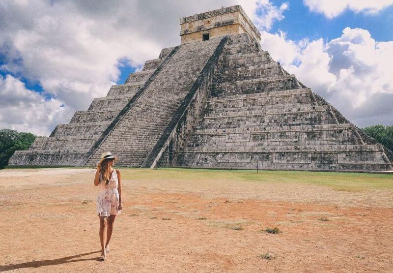 lost cities of the ancients, Mexico, Chichen Itza