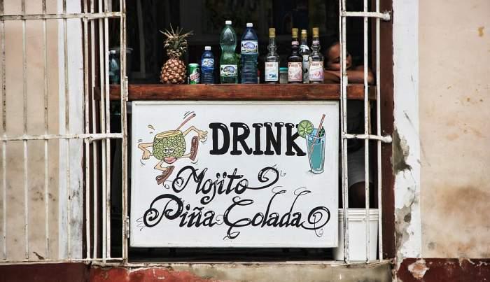 Cuba drinks