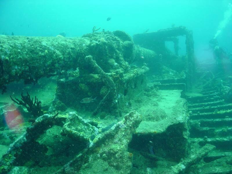 underwater city fantasy, Dwarka, India