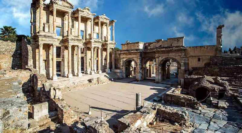 Ephesus, Turkey, ancient lost cities in the world