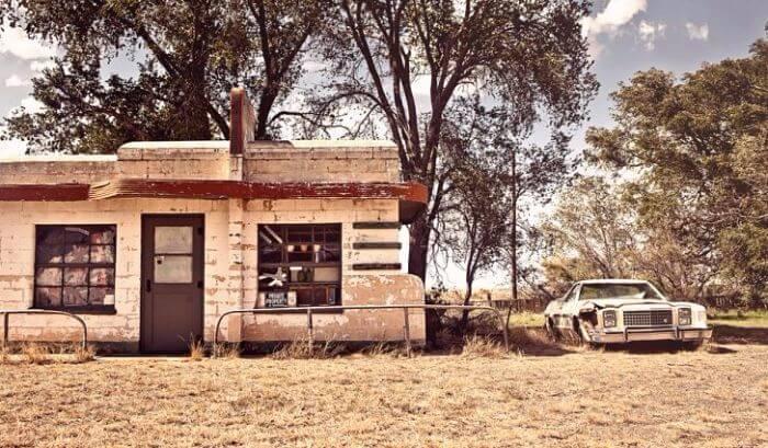 Glenrio, Texas, New Mexico