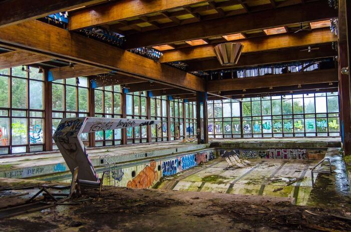 Grossinger's Catskill Resort, Liberty, New York