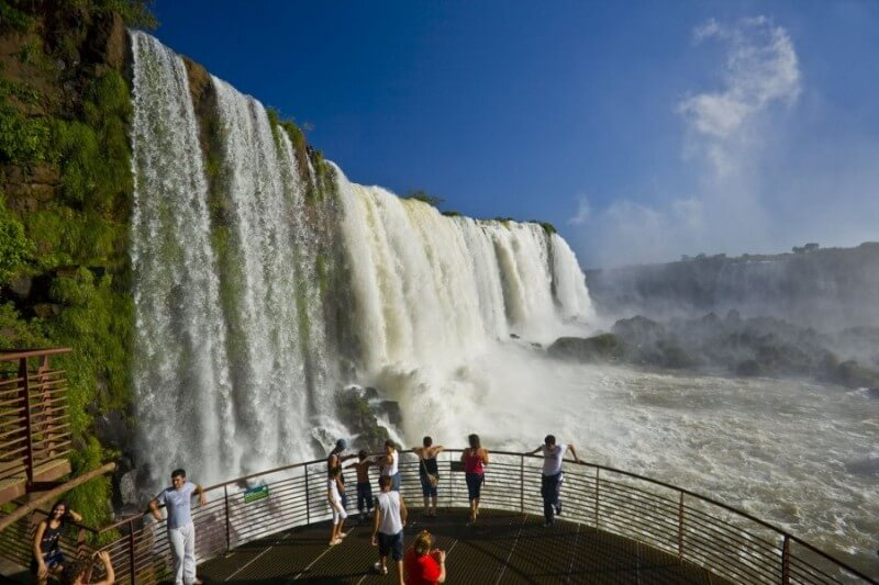 South America honeymoon itinerary