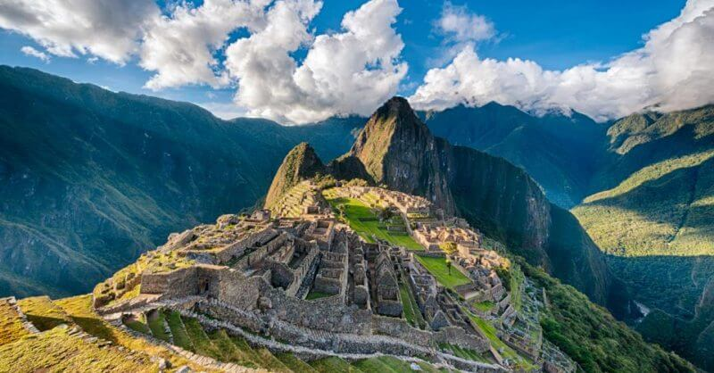 Machu Pichu, Peru, lost cities of the ancients