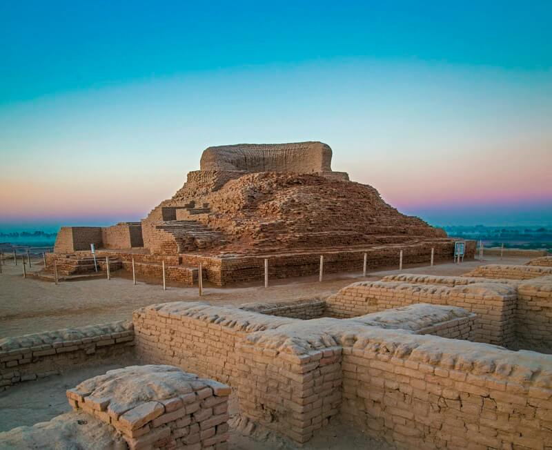 Mohenjo Daro, Sindh, Pakistan, lost cities list