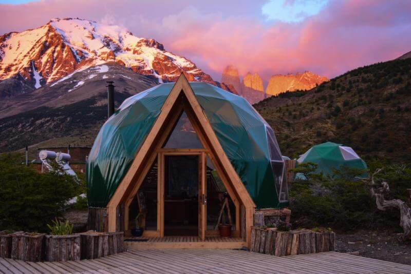 South America honeymoon packages, Patagonia