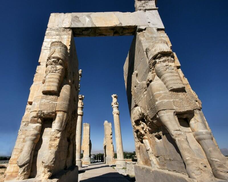 Persepolis, Iran, ancient lost cities in the world