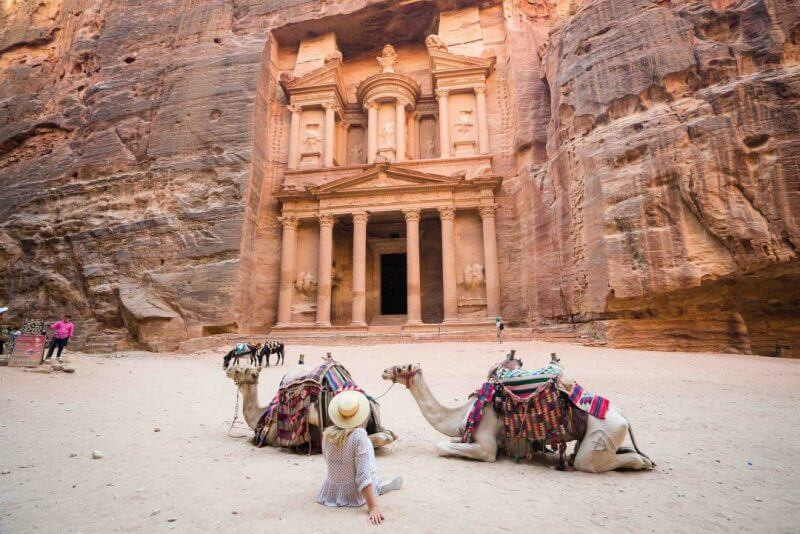 lost cities of the ancients, Petra, Jordan