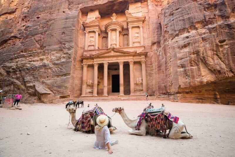 lost cities of the ancients, Petra, Jordan