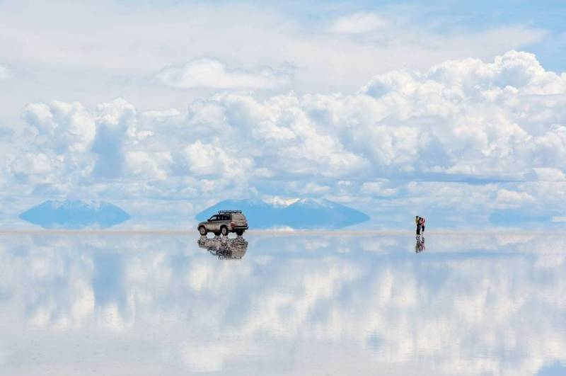 Uyuni, South America honeymoon tours