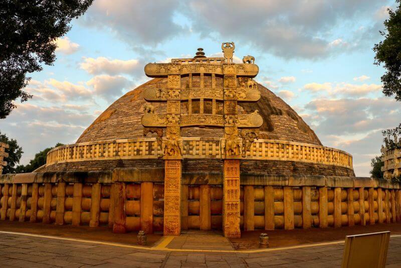 Sanchi, Madhya Pradesh, lost cities of the ancients