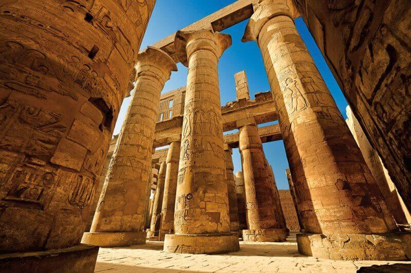 Thebes, Egypt, lost cities of the ancients