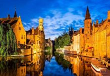 tourist attractions in Belgium