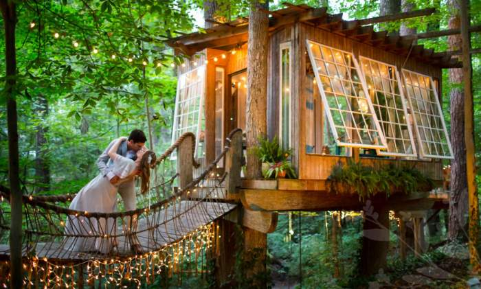 A Treehouse in Atlanta