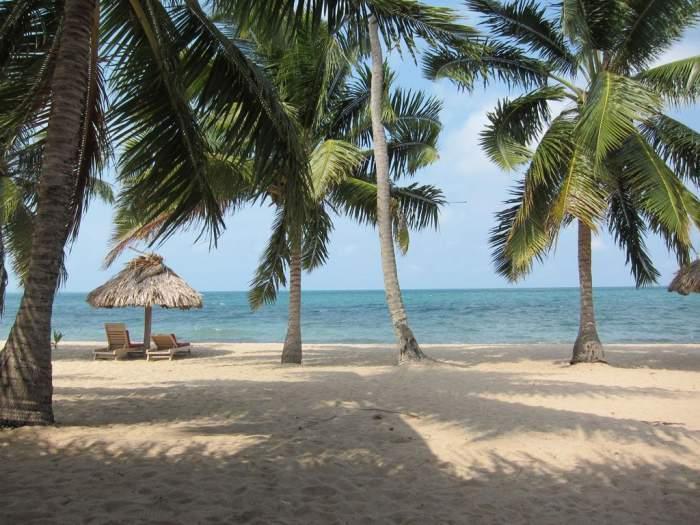 Almond Beach, Belize