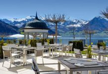 Best restaurants in Switzerland
