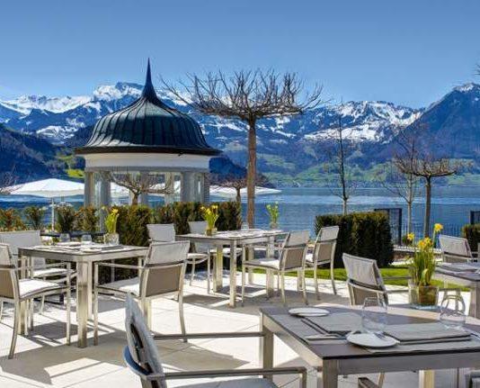 Best restaurants in Switzerland