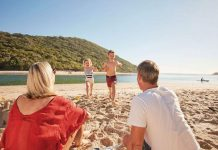 Family trip to Queensland