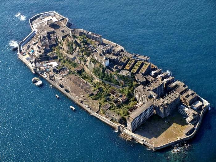 Hashima Island (Japan)