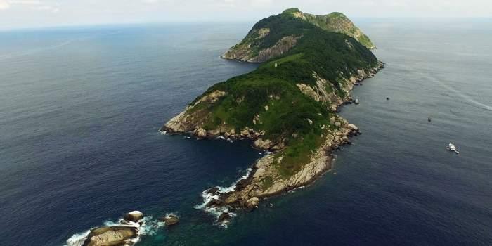 Ilha da Queimada, Brazil