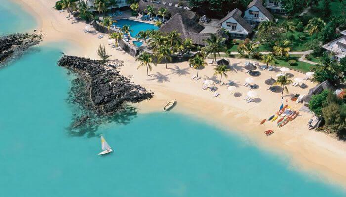 La Cuvette Beach, Grand Baie, Mauritius