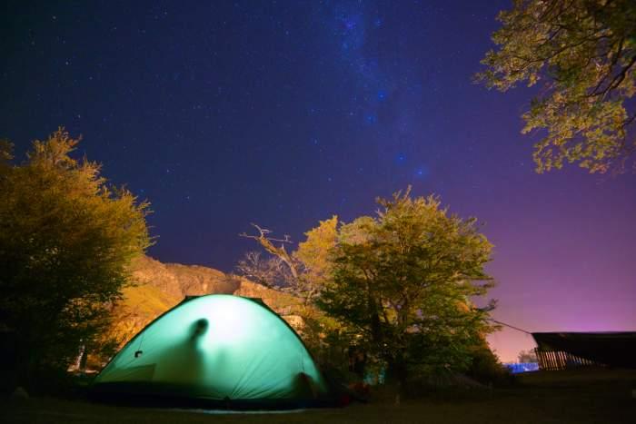 Lake Toro, Chile