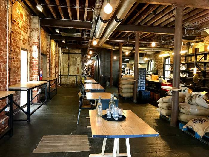 Origin Coffee Roasting Cafe