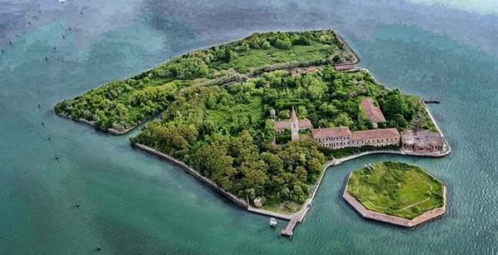 Poveglia Island (Italy)