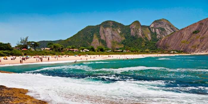 Praia Itacoatiara