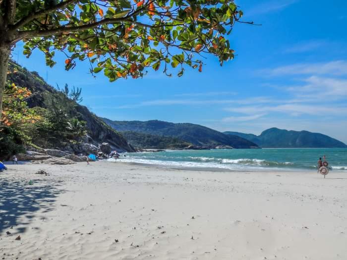 Praia do Perigroso