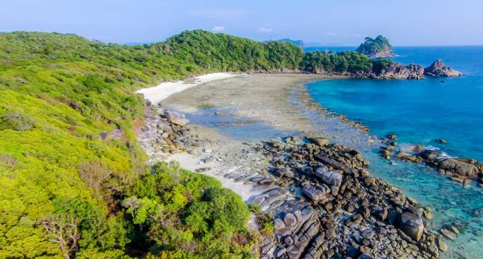 Ramree Island, Myanmar