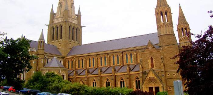 Sacred Heart Cathedral Australia