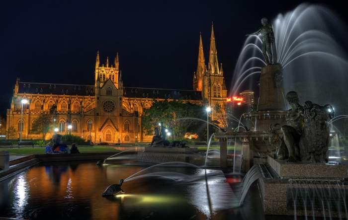 Saint Mary Cathedral Australia