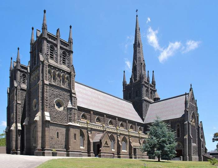St Mary of the Angels Basilica, Geelong