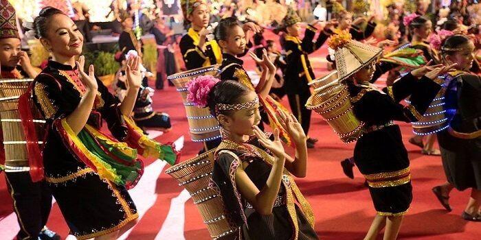 Tadau Ka'amatan Harvest Festival
