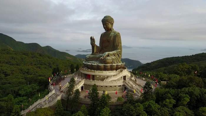 Tian Tan Buddha, Ngong Ping