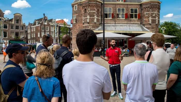 Amsterdam city walk