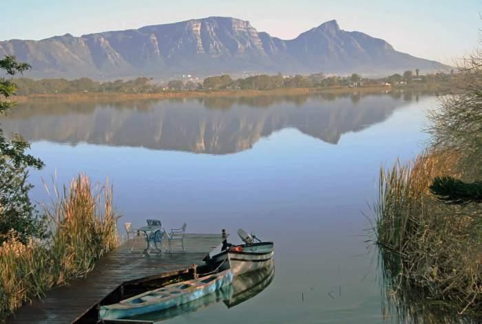 Zeekoevlei Lake
